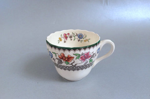 "Spode - Chinese Rose - New Backstamp - Teacup - 3 1/4"" x 2 3/4"" - The China Village"