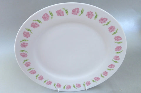 "TTC - Chintz - Dinner Plate - 10 5/8"" - The China Village"
