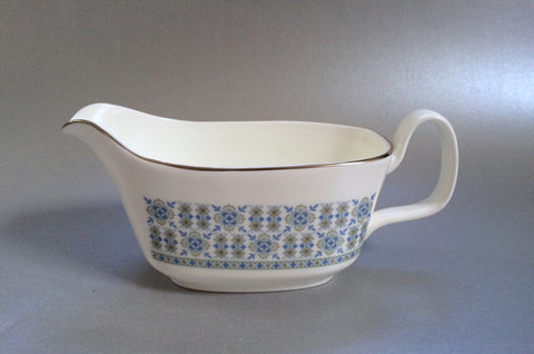 Royal Doulton - Counterpoint - Sauce Boat - The China Village