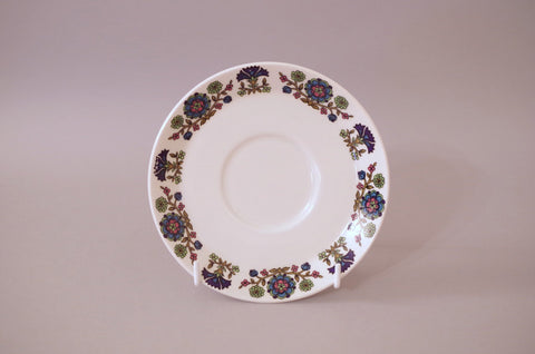 "Midwinter - Country Garden - Tea Saucer - 5 5/8"" - The China Village"