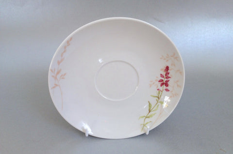 "TTC - Country Garden - Tea Saucer - 6 1/2"" - The China Village"