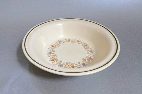 "BHS - Country Garland - Cereal Bowl - 6 3/4"" - The China Village"