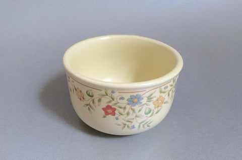 "BHS - Country Garland - Sugar Bowl - 3 3/4"" - The China Village"