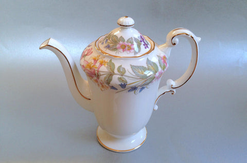 Paragon - Country Lane - Coffee Pot - 1pt - The China Village