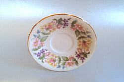 "Paragon - Country Lane - Coffee Saucer - 4 3/4"" - The China Village"