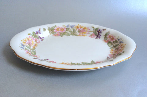 "Paragon - Country Lane - Pickle Dish - 8 1/2"" - The China Village"