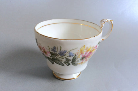 "Paragon - Country Lane - Teacup - 3 3/8 x 2 3/4"" (Not flared rim) - The China Village"