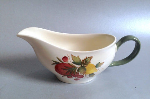 Wedgwood - Covent Garden - Sauce Boat - The China Village