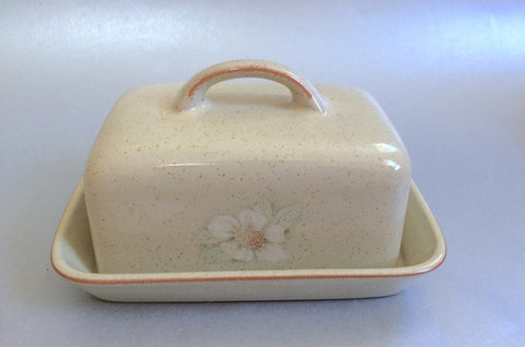 Denby - Daybreak - Butter Dish - The China Village
