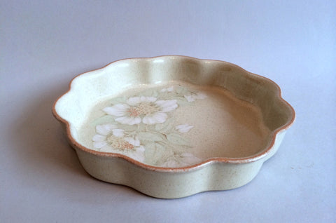 "Denby - Daybreak - Flan Dish - 8"" - The China Village"