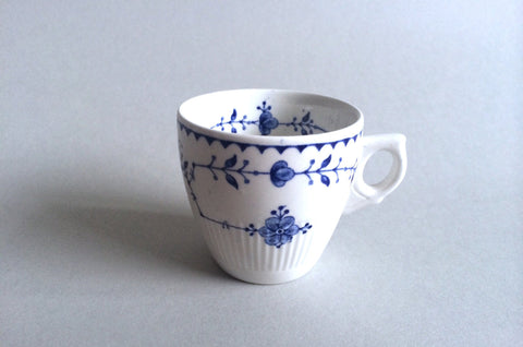 "Furnivals - Denmark - Blue - Coffee Cup - 2 3/8"" x 2 1/4"" - The China Village"