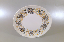 "Poole - Desert Song - Side Plate - 7"" - The China Village"