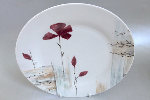 "TTC - Drama - Dinner Plate - 10 3/4"" - The China Village"