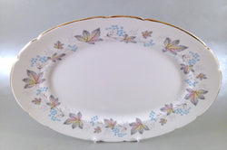 "Paragon - Enchantment - Oval Platter - 13 1/4"" - The China Village"