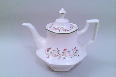 Johnsons - Eternal Beau - Teapot - 2pt - The China Village