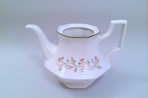 Johnsons - Eternal Beau - Teapot - Base Only - 2pt - The China Village