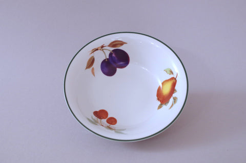 "Royal Worcester - Evesham Vale - Cereal Bowl - 6 5/8"" - The China Village"
