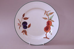 "Royal Worcester - Evesham Vale - Dinner Plate - 10 5/8"" - The China Village"