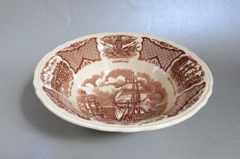 "Meakin - Fair Winds - Bowl - 8 1/2"" - The China Village"