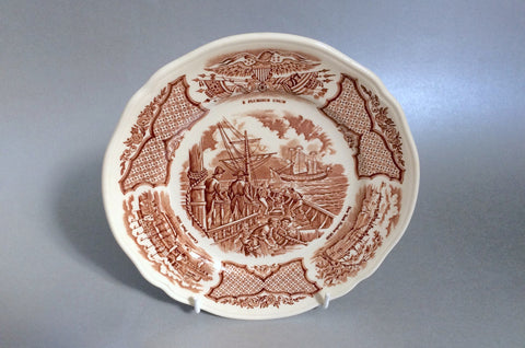 "Meakin - Fair Winds - Side Plate - 7 1/8"" - The China Village"