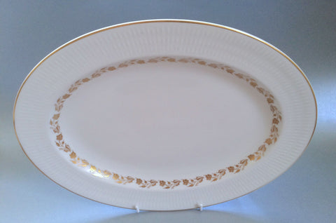 "Royal Doulton - Fairfax - Oval Platter - 13 1/4"" - The China Village"