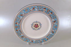 "Wedgwood - Florentine - Turquoise - Starter Plate - 9"" - The China Village"