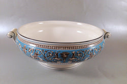 Wedgwood - Florentine - Turquoise - Vegetable Tureen (Base Only) - The China Village