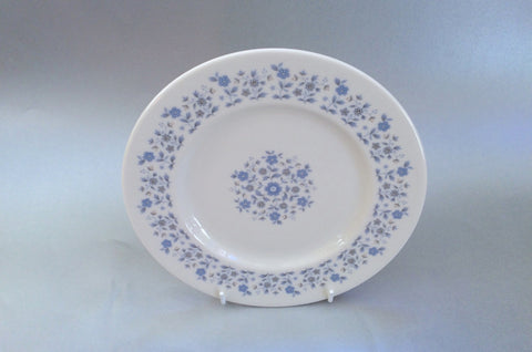 "Royal Doulton - Galaxy - Starter Plate - 8"" - The China Village"