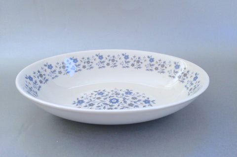 "Royal Doulton - Galaxy - Vegetable Dish - 9 1/2"" - The China Village"
