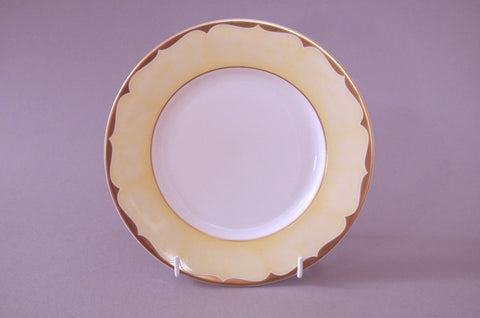"Marks & Spencer - Gold Arabesque - Side Plate - 7"" - The China Village"
