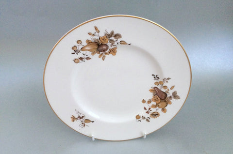 "Royal Worcester - Golden Harvest - Starter Plate - 8"" - The China Village"