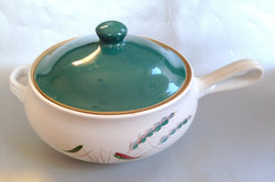 Denby - Greenwheat - Casserole Dish - 3 1/2pt (Loop Handle) - The China Village
