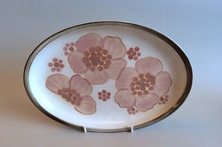 "Denby - Gypsy - Oval Platter - 11"" - The China Village"