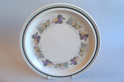 "Royal Doulton - Harvest Garland - Thick Line - Dinner Plate - 10 1/2"" - The China Village"