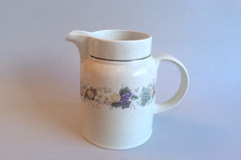 Royal Doulton - Harvest Garland - Thick Line - Jug - 1 1/2pt - The China Village