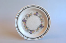 "Royal Doulton - Harvest Garland - Thick Line - Side Plate - 6 3/4"" - The China Village"