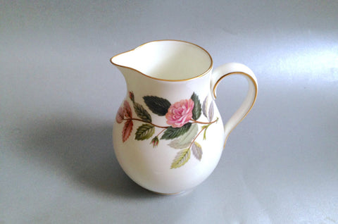 Wedgwood - Hathaway Rose - Jug - 1pt - The China Village