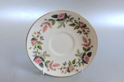 "Wedgwood - Hathaway Rose - Tea Saucer - 5 7/8"" - The China Village"
