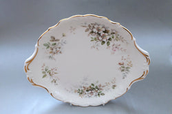 "Royal Albert - Haworth - Bread & Butter Plate - 10 1/2"" - The China Village"