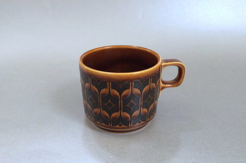 "Hornsea - Heirloom - Brown - Teacup - 3 1/8"" x 2 5/8"" - The China Village"