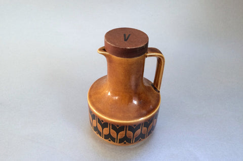 Hornsea - Heirloom - Brown - Vinegar Bottle - The China Village
