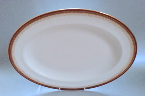 "Paragon - Holyrood - Oval Platter - 13 5/8"" - The China Village"