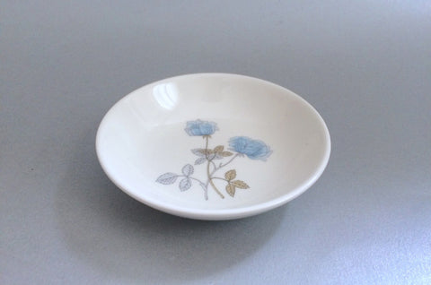 Wedgwood - Ice Rose - Butter Pat - 4""