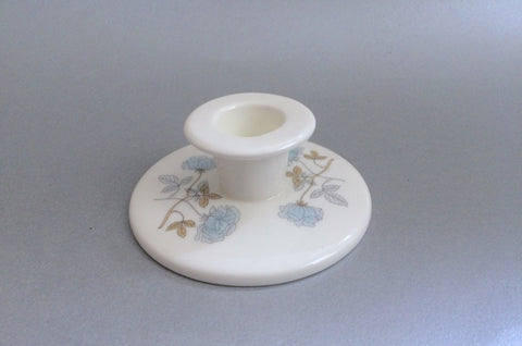 Wedgwood - Ice Rose - Candlestick - The China Village