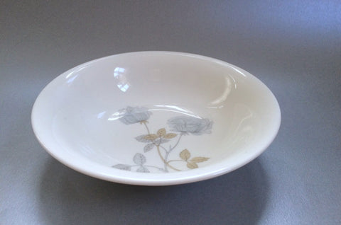 "Wedgwood - Ice Rose - Cereal Bowl - 6 1/8"" - The China Village"