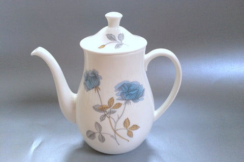 Wedgwood - Ice Rose - Coffee Pot - 1 1/2pt - The China Village