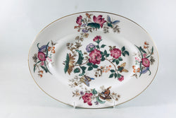 "Wedgwood - Charnwood - Oval Platter - 11"" - The China Village"