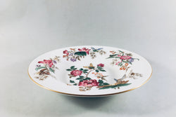 "Wedgwood - Charnwood - Rimmed Bowl - 8"" - The China Village"