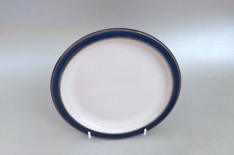 "Denby - Imperial Blue - Side Plate - 6 3/4"" - The China Village"
