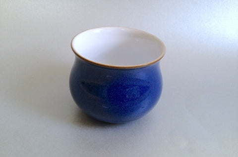 "Denby - Imperial Blue - Sugar Bowl - 3 1/4"" - The China Village"